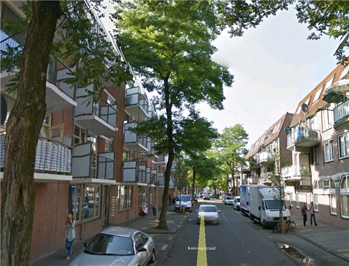 Herinrichting Koningstraat